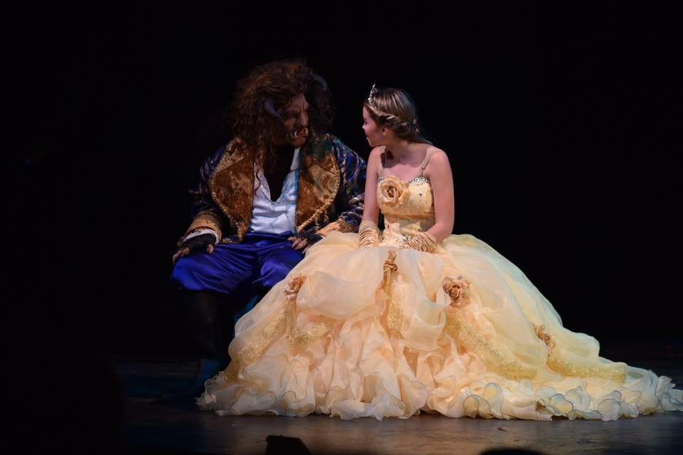 Beauty and the Beast College Audition Coach Musical Theater Tim Evanicki
